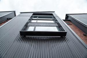 Designed window surrounds